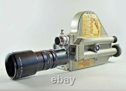 Camera pathe webo 9,5mm avec optiques Berthiot