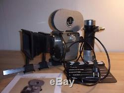Caméra pentaflex 16mm