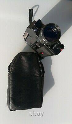 Camera super 8 CANON 310 XL parfait état testé avec film