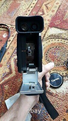 Camera super 8 canon Auto Zoom 814