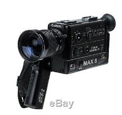 Canon 1014 xls MAX 8! Camera kodak super 8 / 4k