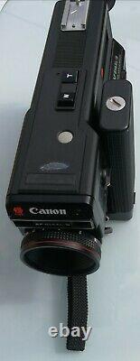 Canon 514XL-S Canosound film testé parfaite état micro, housse, boîte d'origine