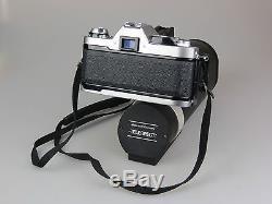 Canon AL-1 mit Telespect 11/500mm Katoptar mit Blende, Fokussierung vw103