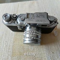 Canon IIIA + 50 mm f1.8