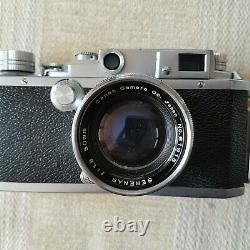Canon IV F + 50 mm f1.9 EXTREMELY RARE
