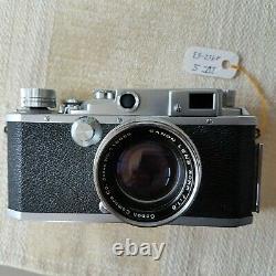 Canon IV S + 50 mm f1.8 VERY RARE