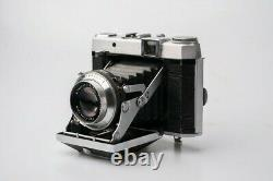 Certo Six Carl-Zeiss Jena Tessar 80mm 2.8F