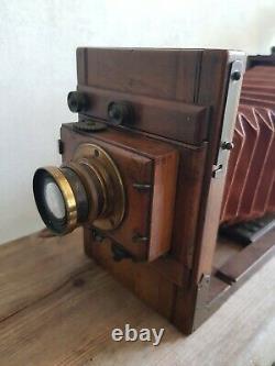 Chambre Photographique Ancienne