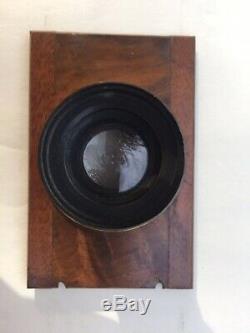 Chambre Photographique En Bois H. Martins, Bon Etat