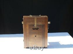 Chambre Photographique a soufflé 13x18 avec 2 objectifs et accessoires