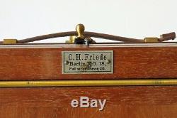 Chambre de voyage Séréoscopique et Mono de C. H. Friede
