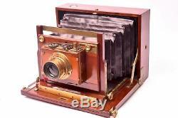 Chambre photographique à abattant 13x18