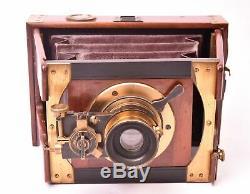 Chambre photographique à joues 9x12 Mackenstein