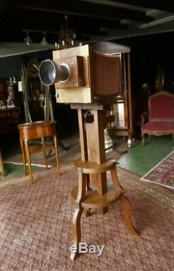 Chambre photographique d'atelier appareil photo