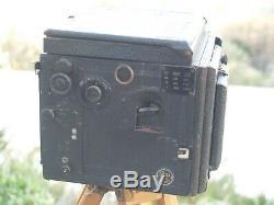 Chambre photographique desden/JCA/zeisstessar 14,518cm
