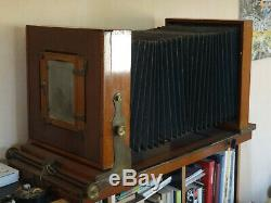 Chambre photographique / folding 1880