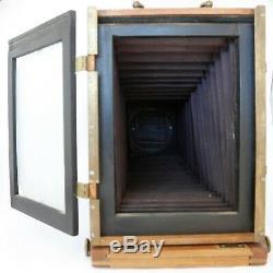 Chambre photographique format 13x18