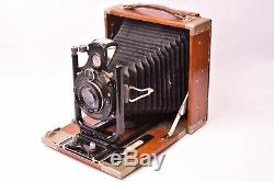 Chambre photographique tropicale 10x15 Ica Tropica