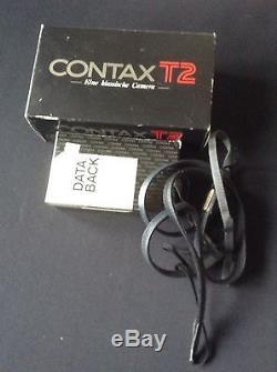 Contax T2 35 mm Camera