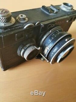 Contax without serial n° prototype, Retina Xenon lens Leica, Voigtlander