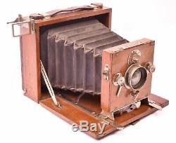 Dr. Lüttke & Arndt Linos Folding Plate Camera