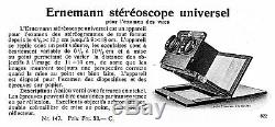 ERNEMANN Stéréoscope Universel
