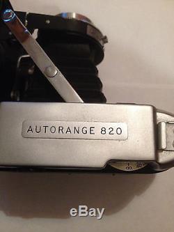 Ensign Autorange 820 camera