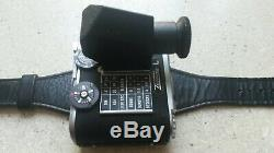 Exceptional Spy TESSINA L camera for clandestine photography STASI Cold War