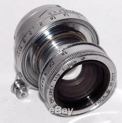 FOCA UNIVERSEL R + Objectif OPLAREX 1,9/50 mm France TBE