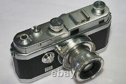 FOCA Universel + Lens Oplarex 50mm F2.8 in original FOCA box