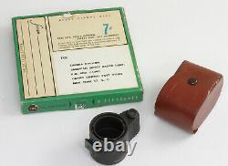 FOTODISC AMERICAN SAFETY RAZOR Corp 8 vues de 22 x 24 mm sur film USA Vers 1950