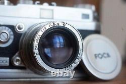 Foca Universel R / Oplarex / viewfinder +extras