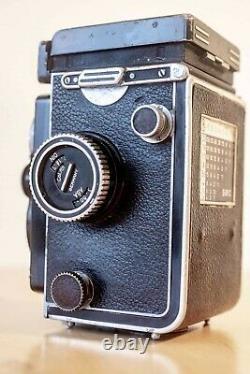 For Parts! Rolleiflex Planar 75mm F/3.5