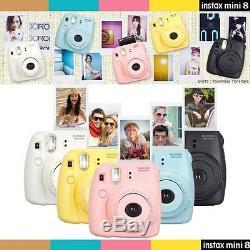 Fotocamera Istantanea Fuji Instax Mini 8 tipo alternativa polaroid 300 by Instan