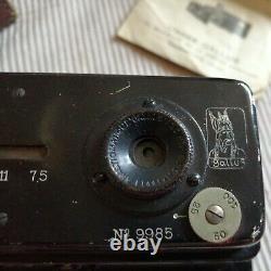 GALLUS Jumelles Stereo / Visionneuse Stereoscopique 6 x 13 / Circa 1925