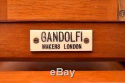 GANDOLFI Appareil photographique 6,5x8,5 inc. Bel état