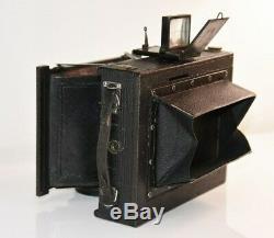 Goerz Anschütz ANGOCamera 13x18 4x5in 1915