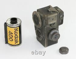 HANKEN RIKEN OPTICAL INDUSTRIE 16mm Utilisé par police japonaise Japon Vers 1952