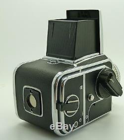 HASSELBLAD 500C/M CAMERA CARL ZEISS Nr5261044 PLANAR 12.8 f=80mm SYNCHRO COMPUR