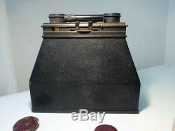 J. Carpentier Jumelle Zeiss 110/8 Vintage Collectible French Camera