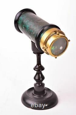 Jouet ancien. Petit Kaléidoscope. 21 cm