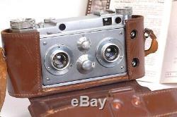 Jules Richard Verascope F40 modèle N° 4 Stereo