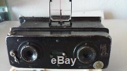 Jumelles Gallus Stereo N°0 Combo appareil et visionneuse fonctionnels