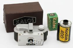 KALOS CAMERA BAU Karlsruhe Allemagne Vers 1950 30 vues de 9 x 12 mm Film 16 mm