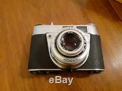 KODAK RETINETTE 1 A ANGENIEUX 50 mm 2.8 AVEC BOITE