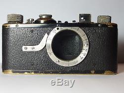 Kamera Camera Sucherkamera Leica I 38409 v. 1930 m. Leitz Elmar 3,5/50