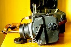 Kinoptik SFOM Type 681 aerial camera 120mm f/2 Dallmeyer / Angenieux