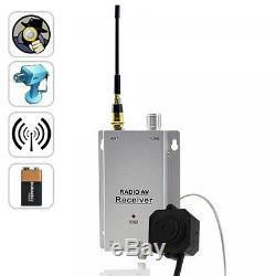 Kit telecamera wireless mini telecamera wireless telecamera wirel spia spy cam