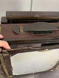 Kodak 2D 8x10 Type C1 Militaire Japon