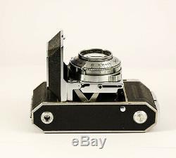 Kodak Eastman Retina II (014) Retina Heligon 2/50mm télémètre